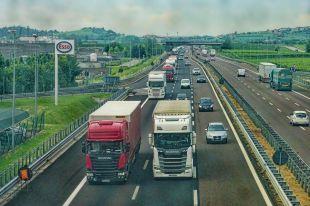 Camioneros españoles atrapados dentro del Reino Unido