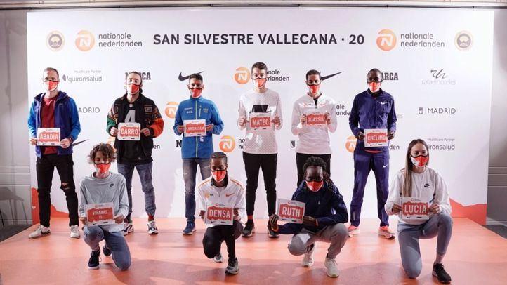 Cuenta atrás para una San Silvestre 2020 en su versión internacional y sin salir de Vallecas