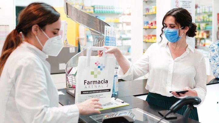 Sanidad autoriza hacer test en farmacias en zonas de alta transmisión