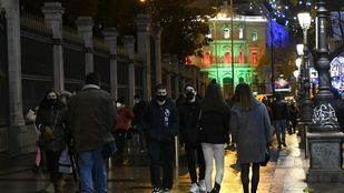 La Nochevieja más atípica: 185 fiestas ilegales y dos sobreaforos