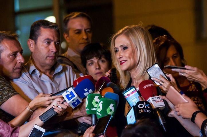 Cristina Cifuentes y el 'Rey del Cachopo', protagonistas de la agenda de juicios de 2021