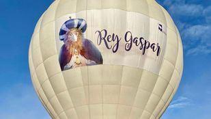 Los Reyes Magos llegarán a Las Rozas en globo aerostático