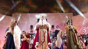 Los Reyes Magos cambian su tradicional cabalgata por una gala en Conde Duque