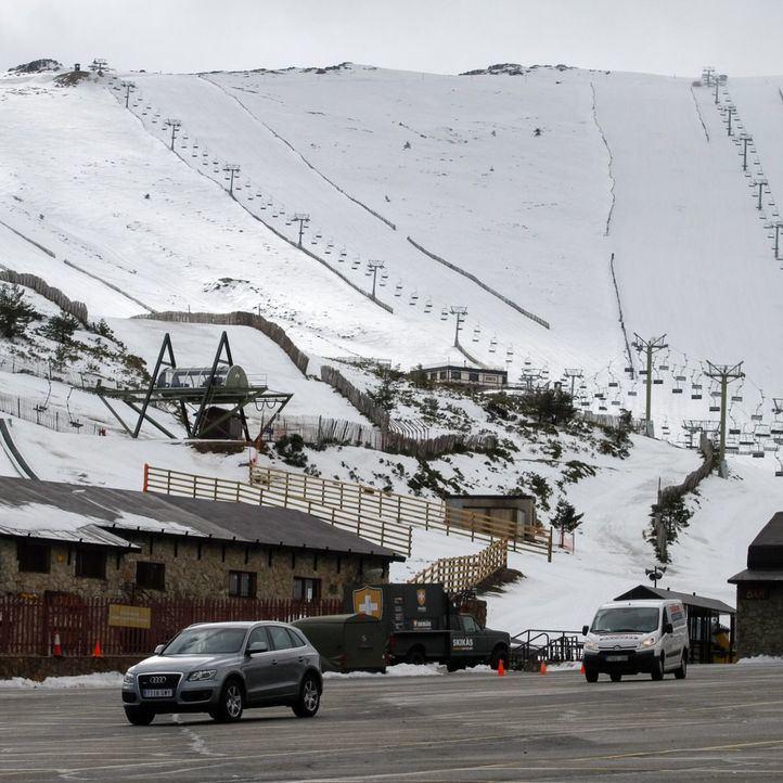 La estación de Valdesquí abre el día de Reyes