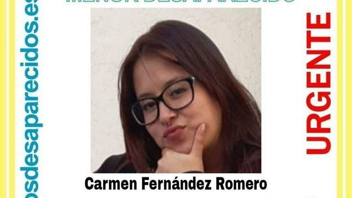 Desaparecida una chica de 17 años en Año Nuevo en Madrid