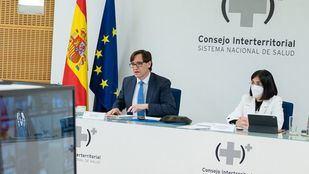 Un proceso lento y desigual: los datos de la primera semana de vacunación en España