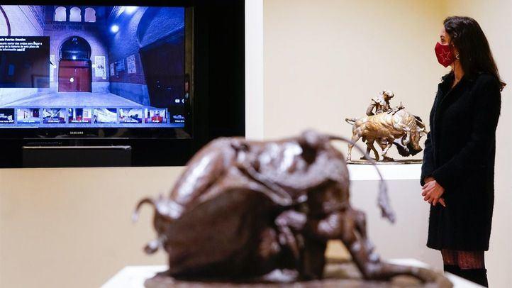 Un tour virtual permite conocer todos los rincones de la plaza de toros de Las Ventas