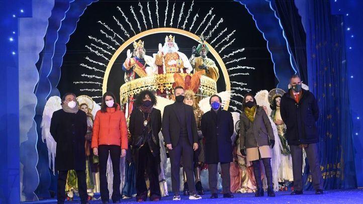 Los Reyes Magos traen a Madrid