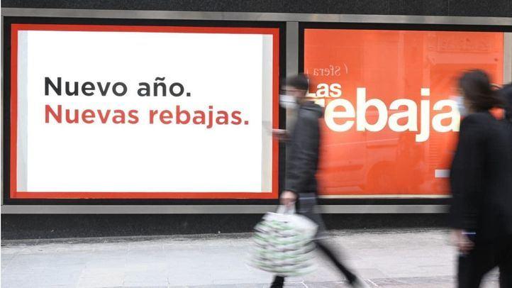 """El Corte Inglés lanza """"Nuevo año. Nuevas rebajas"""", la campaña que abre puertas al 2021 con optimismo"""