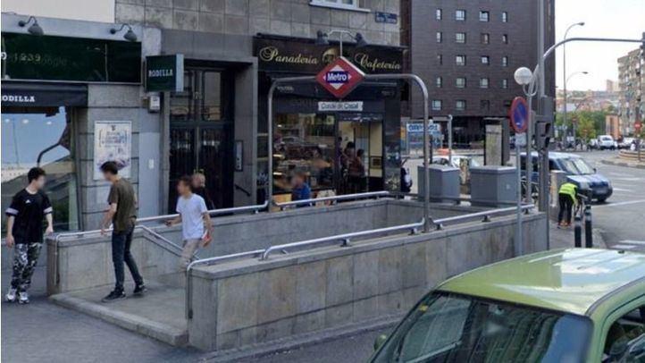Metro Conde de Casal