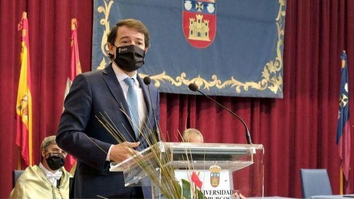 Presidente de Castilla y León
