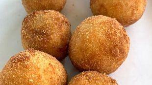 Croquetas del chef - La Terraza del Santo Domingo