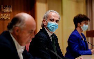 Madrid anuncia restricciones en 41 zonas básicas de salud y 14 municipios a partir del lunes