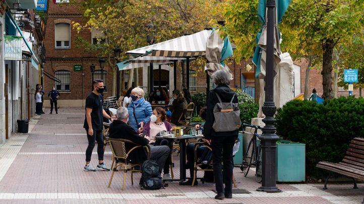 Madrid registra 20 brotes relacionados con la hostelería en los últimos diez días