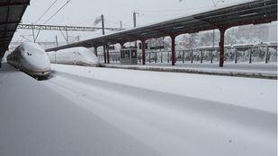 Renfe recupera 'progresivamente' el servicio ferroviario