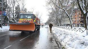 Madrid intenta recuperar la normalidad post-Filomena