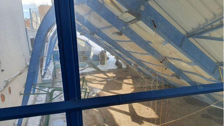 El pabellón 'La Nevera' será demolido para su posterior reconstrucción