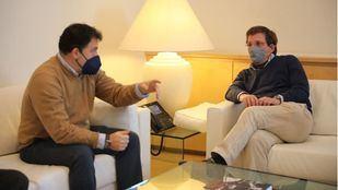 Rivas y Madrid solicitarán a Comunidad y Delegación del Gobierno un