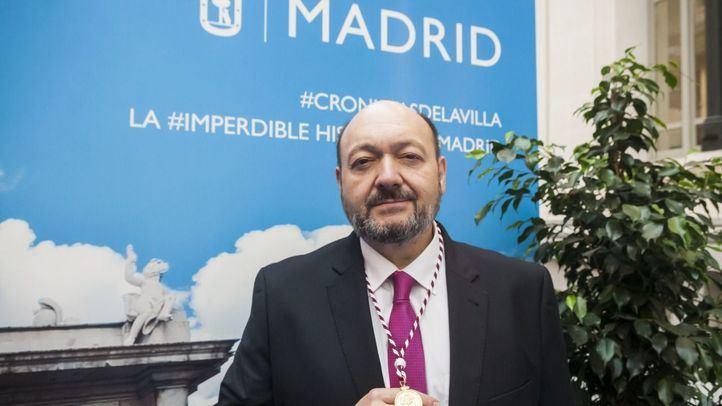 Constantino Mediavilla, Premio APM al Periodista Especializado en Madrid 2019