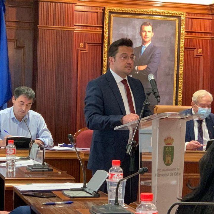 Villaviciosa de Odón cambia de alcalde al prosperar una moción de censura