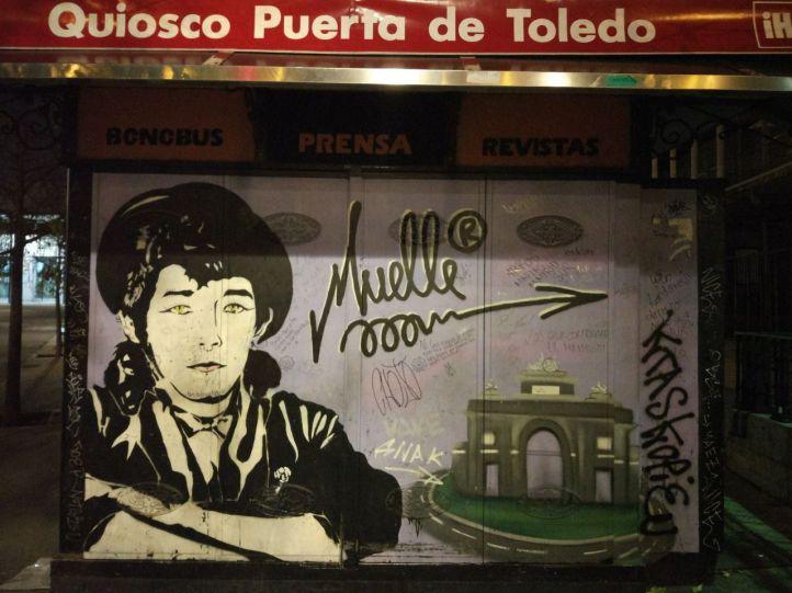 Orígenes y evolución del graffiti en Madrid