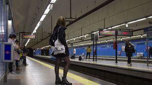 Metro abrirá también esta noche, la sexta consecutiva desde el inicio de la nevada