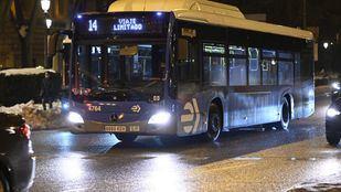 La EMT opera 96 líneas y 2.100 kilómetros de calles están despejadas
