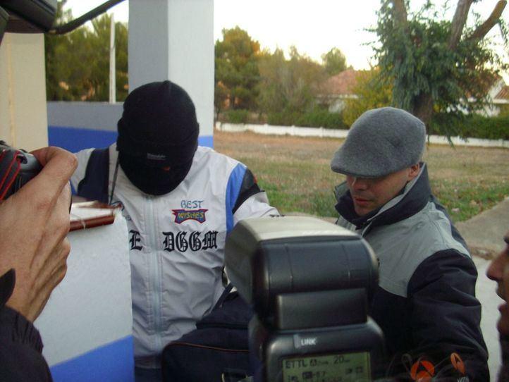Miguel Ricart, condenado por el triple crimen de Alcàsser, identificado en una casa okupa de Madrid