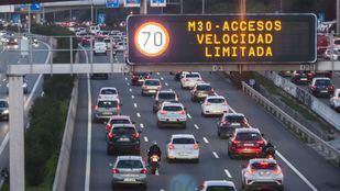 Madrid activa este domingo el protocolo anticontaminación