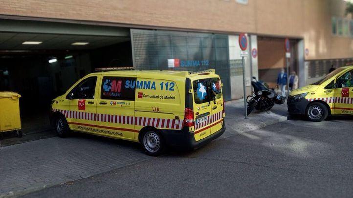 El primer asesinato machista del año en Madrid: una mujer de 83 años en Vallecas