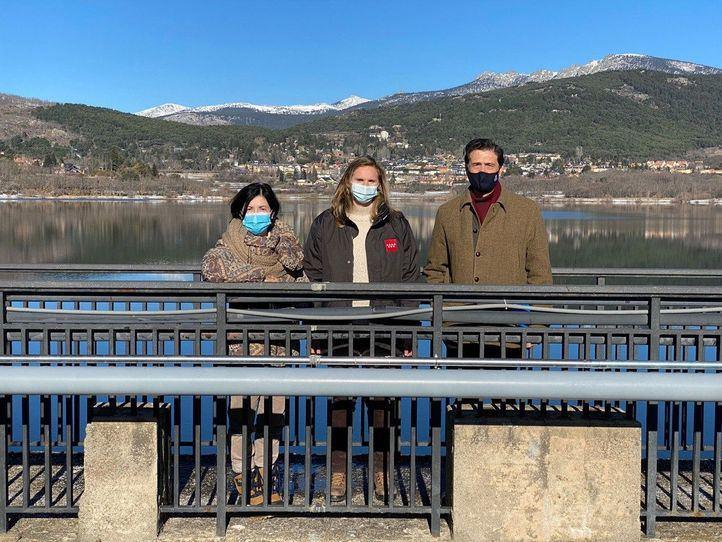 La borrasca Filomena dejará 70 hectómetros cúbicos de agua en los embalses de la Comunidad de Madrid
