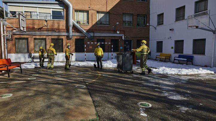 Seis colegios de Madrid presentan daños estructurales