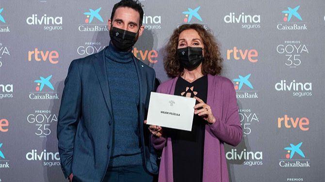Lectura de los nominados a los 35 Premios Goya