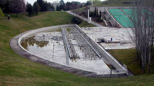 Una propuesta de agua y espectáculo para la fuente cibernética del Parque Juan Carlos I