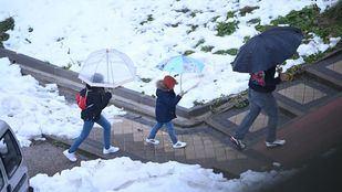 Un total de 29 colegios de la capital no han recibido a sus alumnos este miércoles
