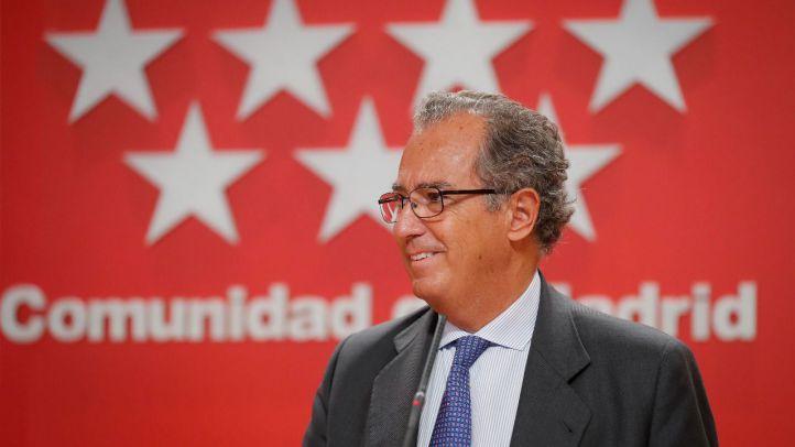 Ossorio defiende la nueva ley educativa madrileña: 'Más Constitucional que la ley Celaá'
