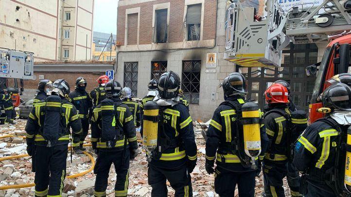 Ascienden a cuatro los fallecidos en la explosión tras la muerte de un sacerdote