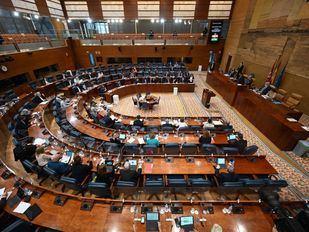 La Asamblea traslada su pésame a los afectados por la explosión