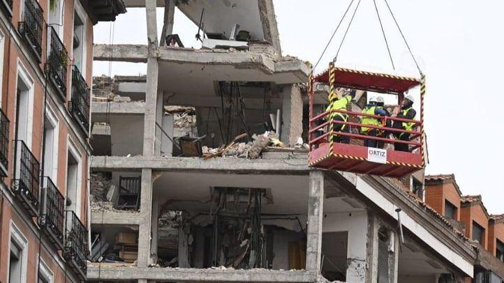 Los vecinos de edificios colindantes a la explosión podrían retornar a casa esta tarde