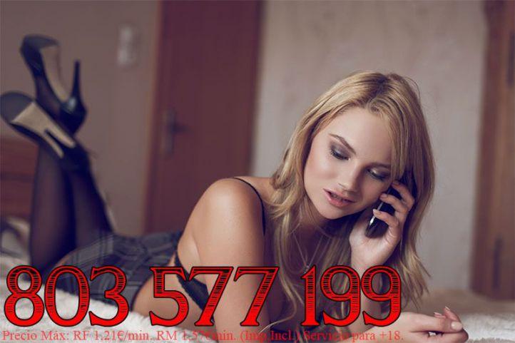 Chat de sexo telefónico único en España