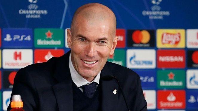 El Real Madrid confirma el positivo en Covid de Zidane