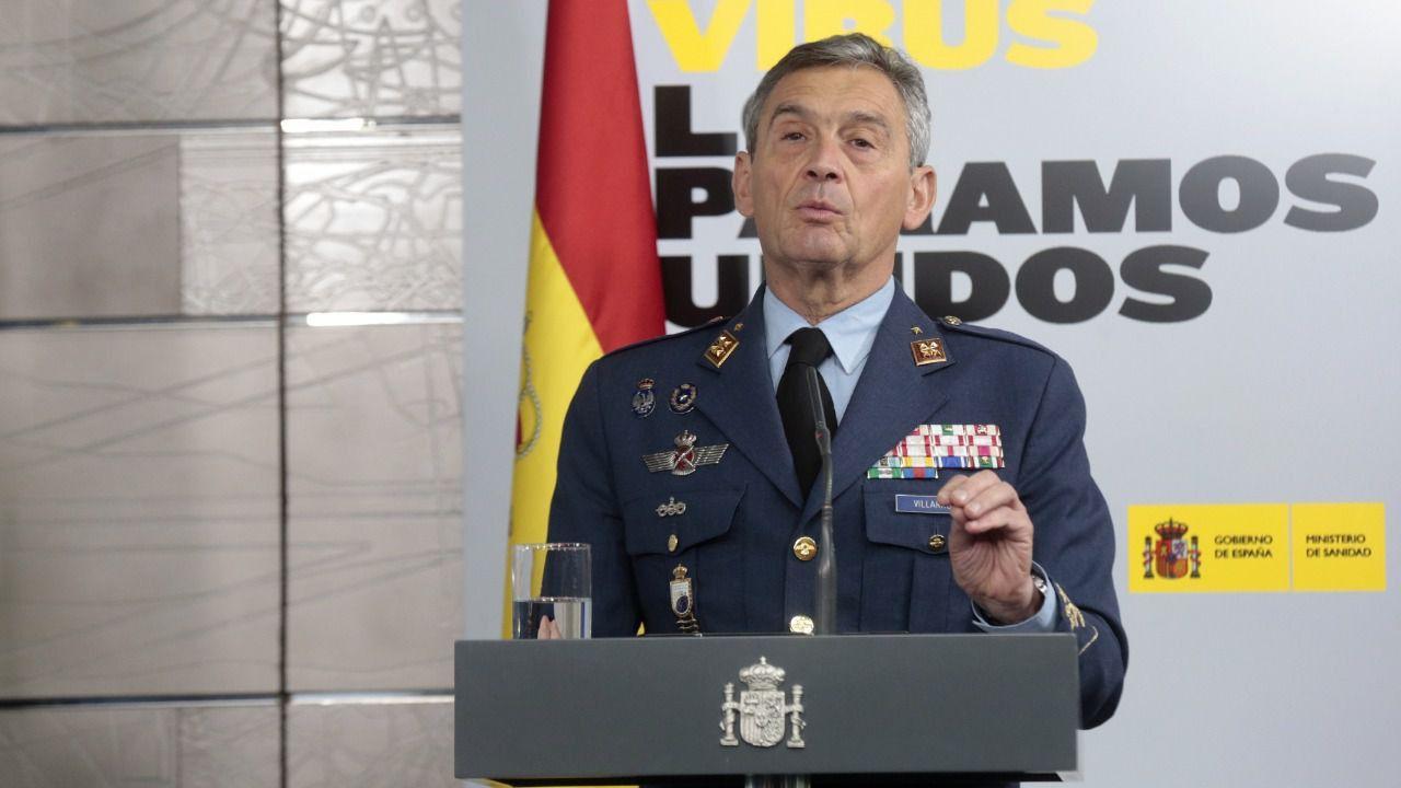 Polémica por la vacunación del Jefe de Estado Mayor de la Defensa: Robles pide un informe