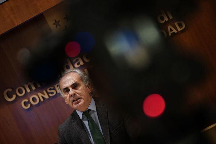 La Comunidad de Madrid ha notificado 6.577 nuevos casos, de los que 4.631 corresponden a las últimas 24 horas,