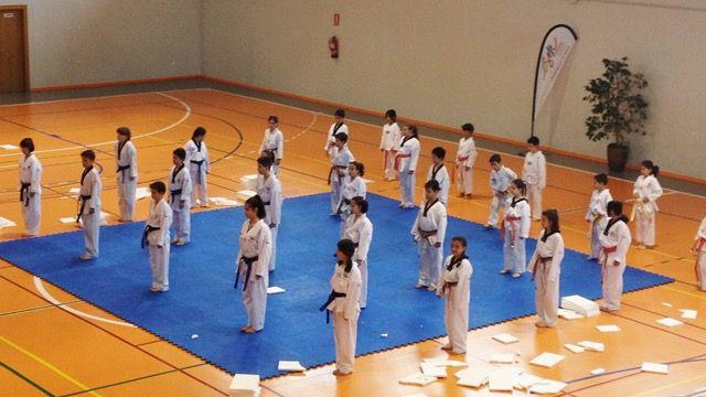 La Escuela Municipal de Taekwondo de Villanueva de Perales cierra tras 17 años