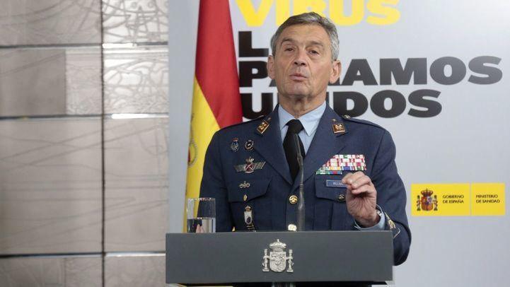 Dimite el Jefe del Estado Mayor de la Defensa por vacunarse antes de tiempo