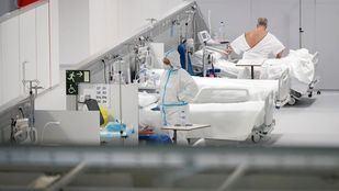 Sanidad prepara el tercer pabellón del Zendal ante el aumento de casos