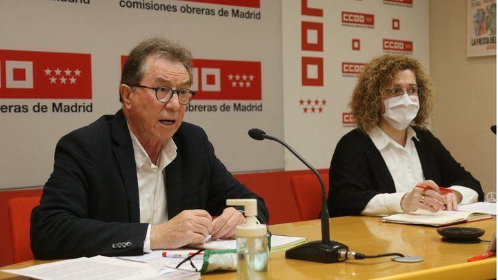 CCOO Madrid celebrará su Congreso en Mayo para abordar