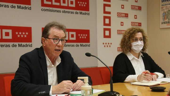 CCOO Madrid celebrará su Congreso en Mayo para abordar 'el cambio político necesario' en Madrid