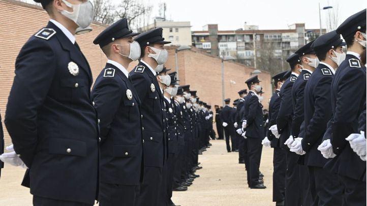 Madrid convocará 300 nuevas plazas de Policía Municipal