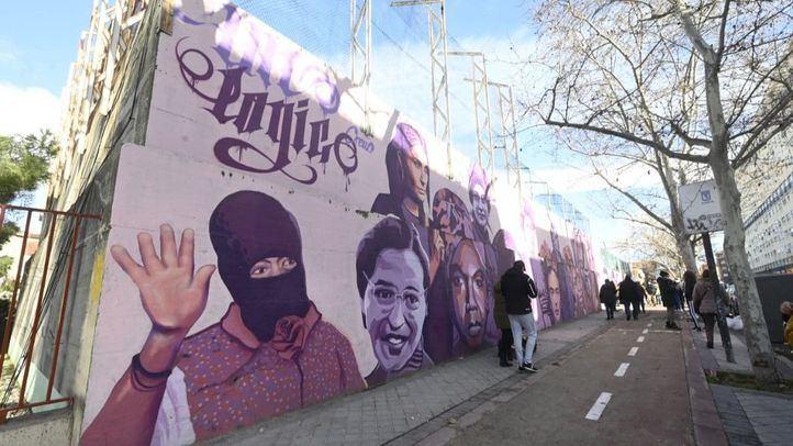 Villacís desdice a Niño y apoya mantener el mural de Ciudad Lineal